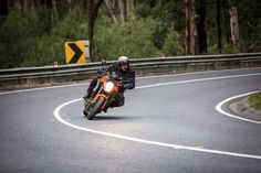 KTM's 1290 Super Duke R falls mercifully short of expectations Duke Motorcycle, Duke Bike, Ktm Super Duke, Ktm Duke 200, Ktm Motorcycles, A Funny Thing Happened, Joker Face, Super Bikes, Biker Girl