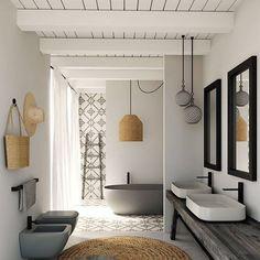 #design_interior_homes  Bathroom designed by Paolo D'Arrigo Design  👉🏻 @my.minimal.design  .  #bathroom #bath #banheiro #banheiros #design #designer #shower #luxury #luxurybathroom #bathroominspo #decoration #architecturedetails #details #projeto #projecto #project #relax #decoracion #idea #ideas #interior #home #decor #bathtime #roomdecor #room #tendencia #modern  .  All credits correspond to photographer,designer,creator