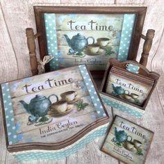 Krabičky - Čas na čaj IHNEĎ K ODBERU - 6484189_