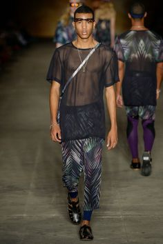 Male Fashion Trends: 2nd Floor Spring/Summer 2015 | Rio Fashion Week