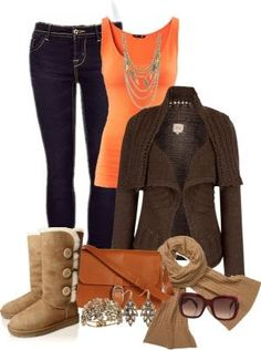 """""""Falling Leaves"""" by renamichelle on Polyvore"""