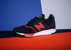Réal New Balance 247 Villa The Collective Chaussures Homme