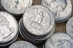 To clean coins is generally not recommended, but if you really feel you have to, this article tells you how to clean coins safely and with minimal damage.