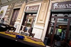 Rifugio Romano | restaurant in Rome, Italy with a whole vegan menu!