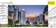 Nitesh Cape Cod by Nitesh Estates, Residential Project in Marathahalli, Bangalore, India. For more info Plz. visit http://www.citypropsearch.com/projects/Nitesh-Cape-Cod-by-Nitesh-Estates--Residential-Project-in-Bangalore/379743138927956087.html or Call 18001033992.a — at Marathahalli.