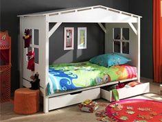 Noël Cadeaux Pour Enfants Déco Chambre Enfant Pinterest - Lit cabane auchan