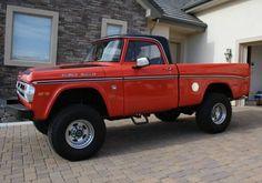 1971 Dodge Power Wagon 4x4