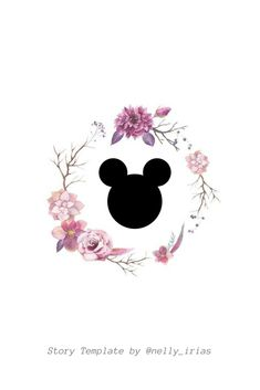 Mickey Mouse Wallpaper, Cute Disney Wallpaper, Cute Wallpaper Backgrounds, Wallpaper Iphone Cute, Cute Wallpapers, Story Instagram, Instagram Logo, Disney Instagram, Pink Instagram