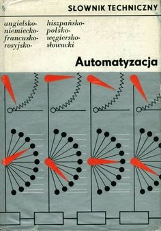 Vintage Polish book covers