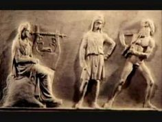 ▶ Music of Ancient Greece - Hymn to the Muse - by Halaris - YouTube  http://www.pinterest.com/rosercasasbou/greece/