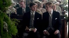 morning dress - Downton Abbey wedding