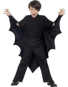 Alas de murciélago infantiles