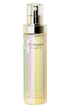 Clé de Peau Beauté Gentle Balancing Lotion: I've heard this is awesome, so I guess it'll have to be my next big purchase.  The fiance is not going to like that...