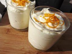 Blondie kookt: Supersnelle sinaasappelmousse