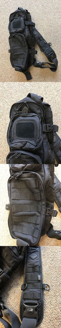 Backpacks 181379: Hazard 4 Evc-Plb-Blk Plan B Modular Sling Pack Evac Series -Black New -> BUY IT NOW ONLY: $99.0 on eBay!