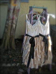 Custom- Wedding dress- mini Little White Chapel Vegas Wedding dress Bridesmaid dress Custom Wedding Dress, Wedding Bridesmaid Dresses, Bridesmaids, Little White Chapel, Wedding Stuff, Wedding Ideas, Slip Dresses, Upcycled Vintage, Refashion