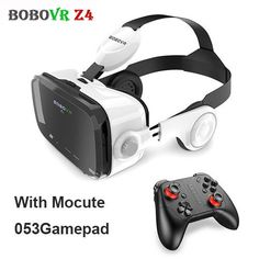 9673d1da984c Stereo BOBOVR Z4 3D Glasses Virtual Reality VR Headset BOBO Google  Cardboard Head Mount VR BOX