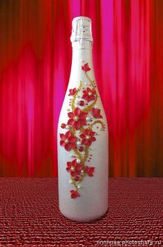 Свадебные аксессуары. Свадебное шампанское (Свадьбы)