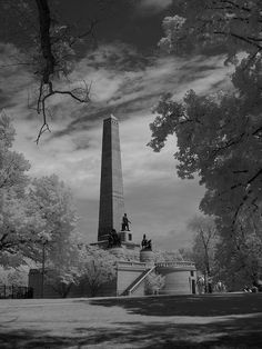 The final resting place of President Abraham Lincoln. Photo credit: Larry Senalik