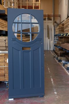 High quality, bespoke timber front door made in Accoya. Front door manufactured by The Sash Window Workshop. Bespoke Victorian Front Doors, Edwardian Front Doors, and Georgian Front Doors. New Wooden Front Doors in London and the South of the UK. Timber Front Door, Wooden Front Door Design, Composite Front Door, Front Door Porch, Porch Doors, Front Doors With Windows, Wooden Front Doors, Front Door Entrance, Front Door Signs