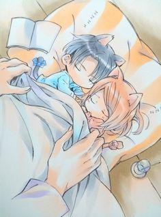 Levi & Petra | Shingeki no Kyojin #anime