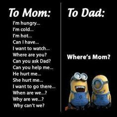 Minion Quotes #funnypics #funny #lol