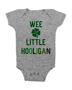 Happy Paddy/'s Day Boys Girls Baby Grow Vest Bodysuit