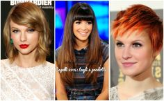 Visual Fashionist: Capelli 2015 donne: tagli di tendenza ispirati dalle celebrities
