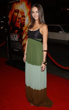 "Camilla Belle Photo - ""Blood Diamond"" LA Premiere"