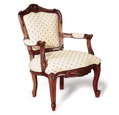 Sillon Clasico Luis XIV Material: Madera de Caoba El sillon lleva incluido en el precio la mano de obra de tapiceria. Tela no incluida en el precio, la tela va aparte. La puede enviar usted o elegirla en nuestra tiendaEn caso de que el dibujo sea grande (flores, estampados grandes, etc) hay que anadir 30 cm mas. Sillon,Tela,telas,caso,Clasicos,cualquiera,elegirla,Luis,precio... Desde Eur:483 / $642.39