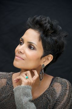 I just reacted to Halle Berry. Check it out!