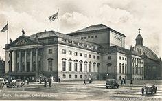 StaatsoperunterdenLindenca1936, Unter den Linden, 10117 Berlin - Mitte (1930)