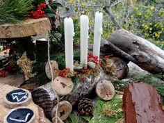 ...a quiet life...: garden advent dec 24th~