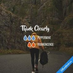 Think Clearly - Essential Oil Diffuser Blend by lenora