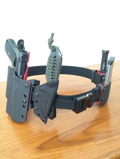 Manly Things - Expensive toys. Nighthawk, Ares Armor belt,...Loading that magazine is a pain! Excellent loader available for your handgun Get your Magazine speedloader today! http://www.amazon.com/shops/raeind
