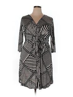 Evans Women Casual Dress Size 26 (Plus)
