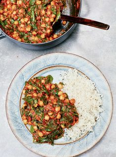 Healthy Vegan Chickpea Curry Recipes ft Meera Sodha, The Happy Pear Curry Recipes, Veggie Recipes, Vegetarian Recipes, Healthy Recipes, Healthy Food, Veggie Dinners, Healthy Eating, Veggie Food, Delicious Recipes