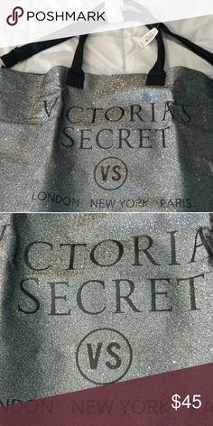 Huge, VS sparkly bag Very, very big & pretty Victoria secret Bags