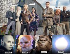 defiance alien species - Google keresés