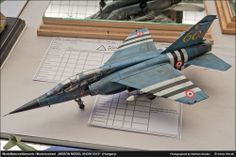 Mirage F1b | Unknown Author | MOSON MODEL SHOW 2013