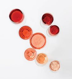 8 great rosés for summer entertaining and celebrations | see the links on 100layercake.com/blog #wine #entertaining #dinnerparties