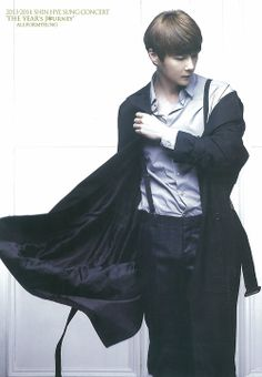Shin Hyesung Folder Set