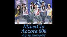 (9) miwaclo (miwa x momoiro clover z) - aozora 808 sub español - YouTube