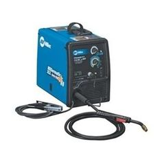 The Millermatic 211 230V MIG Welder with Thermal Overload Detection lets you start welding with the exact parameters you need! Infinite voltage control gives you the flexibility to manually set the machine when welding aluminum, stainless steel, or anytime you want to set your own parameters on mild steel. Welds thickest material in its class!
