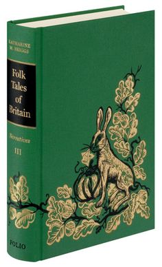 Folktale Book List   Folk Tales of Britain: Narratives   Folio Illustrated Book
