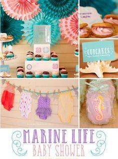 This marine life bab