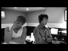 2013/07/18 DH in Recording Booth