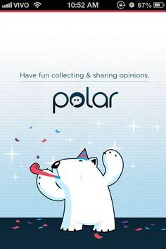 splash screen do polar