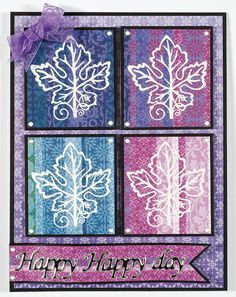 New Fall Stamps by Hot Off The Press Webisode Paper Wishes® Weekly Webisodes, Scrapbooking Videos