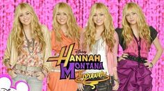 Fan Art of HM for fans of Hannah Montana Forever.